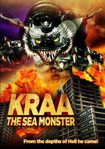 Kraa! The Sea Monster (DVD)