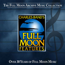 Full Moon Archive Music Collection (CD)