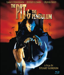 Pit And The Pendulum (BLU-RAY)