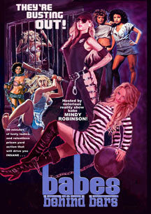 Babes Behind Bars (DVD)