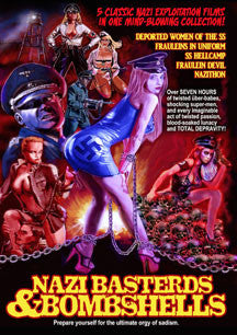 Nazi Basterds And Bombshells (DVD)