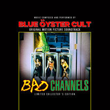 Blue Oyster Cult - Bad Channels (CD)