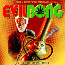 Evil Bong Soundtrack (CD)