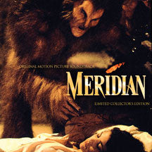 Pino Donaggio - Meridian: Kiss Of The Beast Soundtrack (CD)