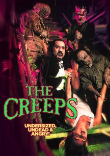 Creeps, The (Deformed Monsters) (BLU-RAY)