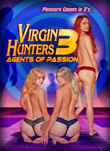 Virgin Hunters 3: Agents Of Passion (DVD)
