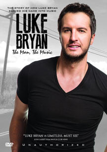Luke Bryan - The Man, The Music (DVD)