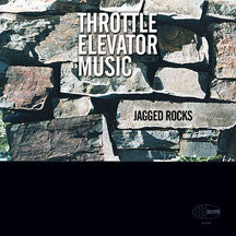 Throttle Elevator Music - Jagged Rocks (CD)