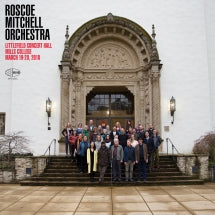 Roscoe Mitchell Orchestra - Littlefield Concert Hall Mills College (CD)