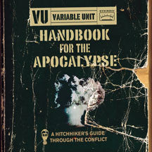 Variable Unit - Handbook For The Apocalypse (CD)