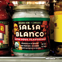 Howe, Gregory - Salsa Blanco (CD)