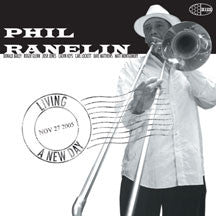 Ranelin, Phil - Living A New Day (CD)