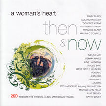 A Woman's Heart: Then And Now (CD)