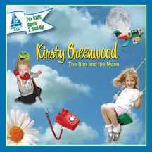 Kirsty Greenwood - Sun And The Moon, The (CD)