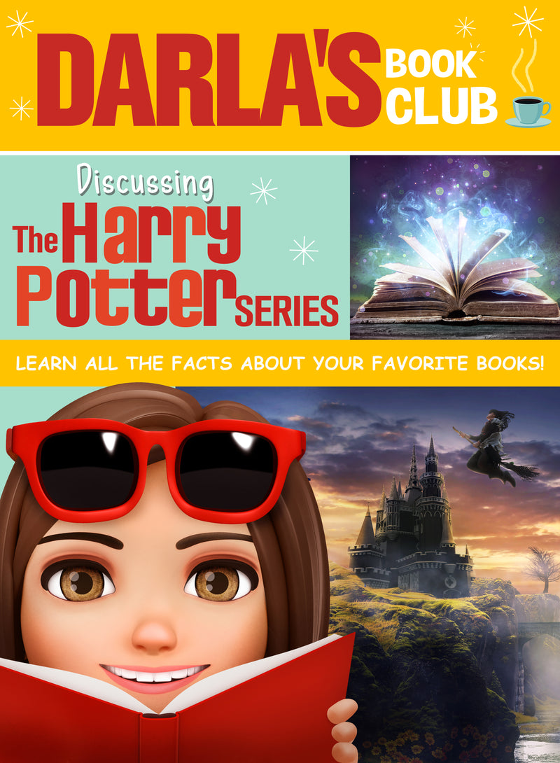 Darla's Book Club: Discussing Harry Potter (DVD)