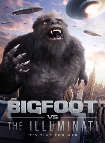 Bigfoot Vs The Illuminati (DVD)