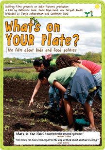 What's On Your Plate? (DVD)