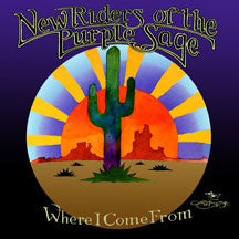New Riders Of The Purple Sage - Where I Come From (CD)