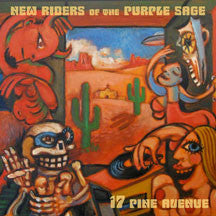 New Riders Of The Purple Sage - 17 Pine Avenue (CD)