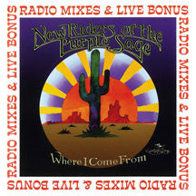 New Riders Of The Purple Sage - Radio Mixes & Live Bonus (CD)