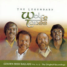 Wolfe Tones - The Legendary Set Vol 1 & 2 (CD)