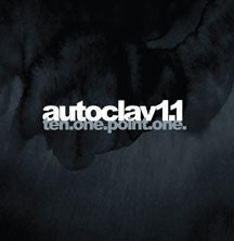Autoclav1.1 - Ten.one.point.one (CD)