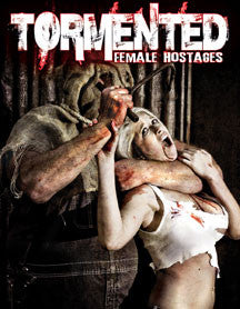 Tormented Female Hostages (DVD)