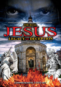 Real Jesus: Legacy Of Deception (DVD)