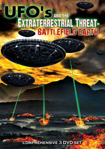 UFOs And The Extraterrestrial Threat: Battlefield Earth (DVD)