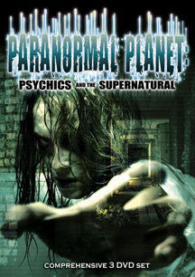 Paranormal Planet: Psychics And The Supernatural (DVD)