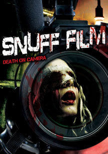Snuff Film: Death On Camera (DVD)