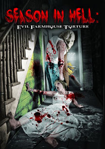 Season In Hell: Evil Farmhouse Torture (DVD)