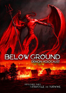 Below Ground: Demon Holocaust (DVD)