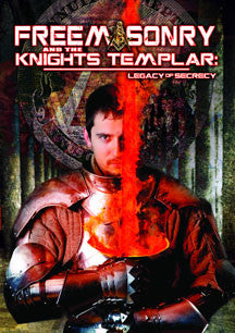 Freemasonry and The Knights Templar: Legacy Of Secrecy (DVD)