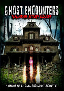 Ghost Encounters: Paranormal Activity Abounds (DVD)