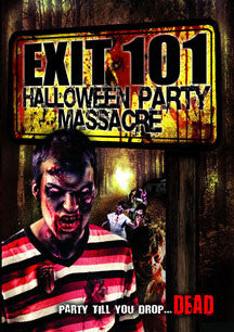 Exit 101: Halloween Party Massacre (DVD)