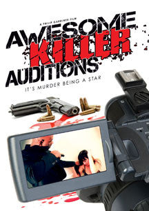Awesome Killer Audition: It's Murder Being A Star (DVD)