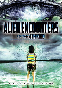 Alien Encounters Of The 4th Kind (DVD)