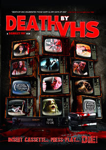Death By VHS (DVD)