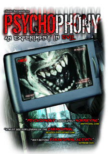 Psychophony: An Experiment In Evil (DVD)