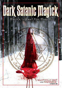 Dark Satanic Magick (DVD)