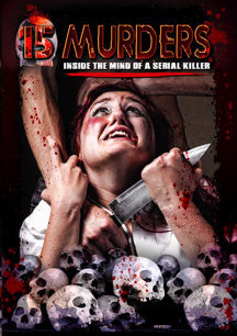 15 Murders: Inside The Mind Of A Serial Killer (DVD)