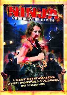 Ninja: Prophecy Of Death (DVD)