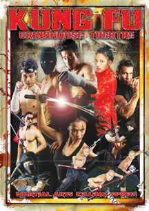 Kung Fu Grindhouse Theatre (DVD)
