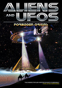 Aliens and UFOs: Forbidden Origins (DVD)