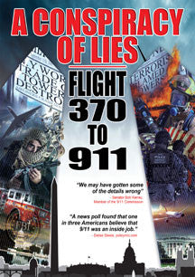 Conspiracy Of Lies: Flight 370 To 911 (DVD)