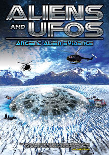 Aliens And UFOs: Ancient Alien Evidence (DVD)