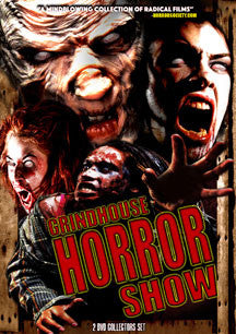 Grindhouse Horror Show (DVD)
