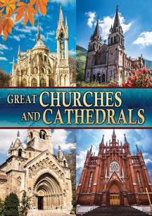 Great Churches And Cathedrals (DVD)