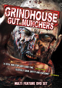 Grindhouse Gutmunchers (DVD)